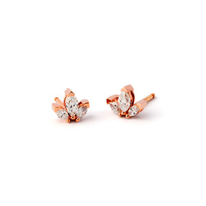 boucle_d'oreilles_diamant_or_rose_bijou_sweet_paris_E5927GPN