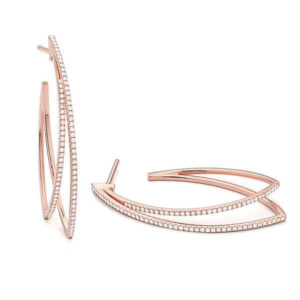earring_diamond_pink_gold_jewel_sweet_paris_bijoux_E7720RO